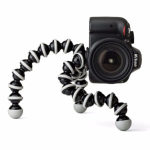 Gorillapod pas cher Mini trepied Flexible reflex fixation smartphone monmaterielphoto.com